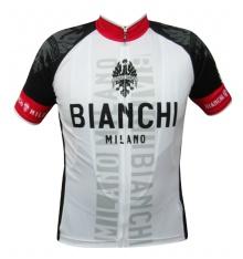 BIANCHI MAILLOT EDOARDO BLANC