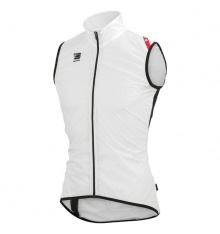SPORTFUL windproof white vest HOT PACK 5 SUMMER WHITE
