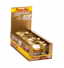 Box POWERBAR Powergel shots