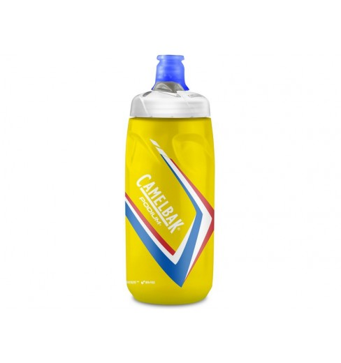CAMELBAK yellow Podium bottle (21 oz)