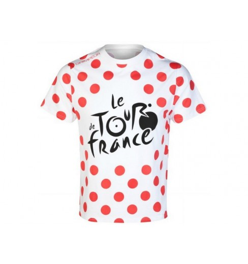 TOUR DE FRANCE LEADER polka dots T-shirt