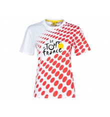 TOUR DE FRANCE Tee-shirt officiel enfant à pois