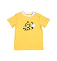TOUR DE FRANCE T-Shirt Bébé Jaune