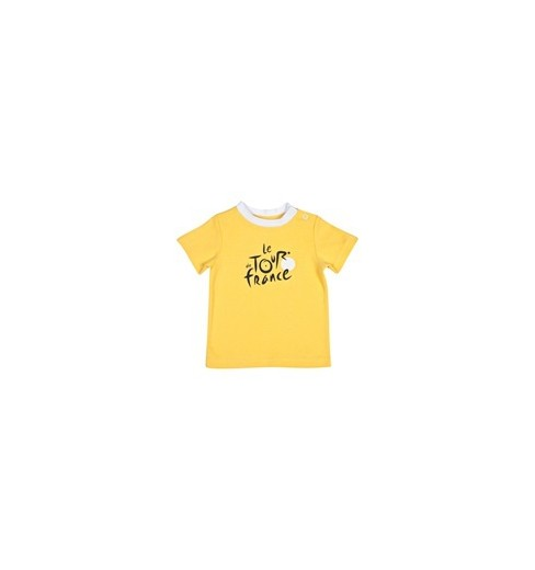TOUR DE FRANCE Yellow Baby T-Shirt