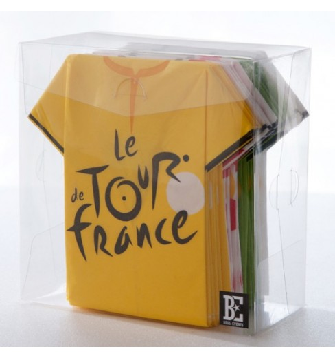 TOUR DE FRANCE Caisse de serviettes