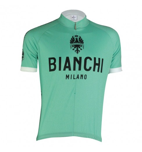 BIANCHI Maillot Pride vert