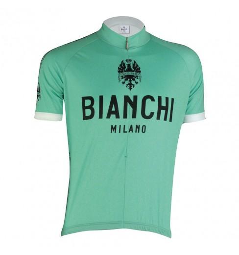 BIANCHI PRIDE green jersey