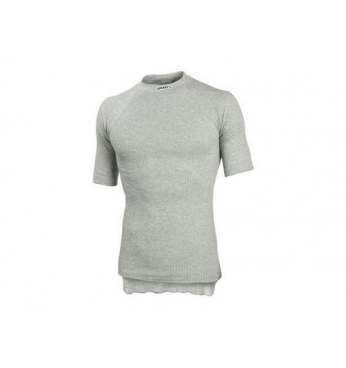 CRAFT maillot manches courtes Be Active gris