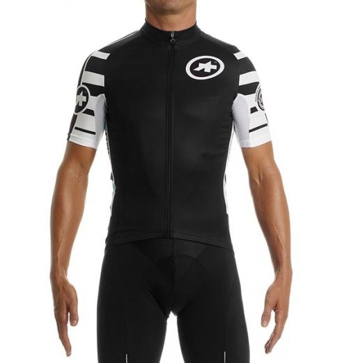 ASSOS MANGUSSTA S7 black jersey