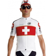ASSOS Maillot SS Suisse Olympiakos