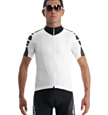 ASSOS Maillot SS Uno S7 blanc