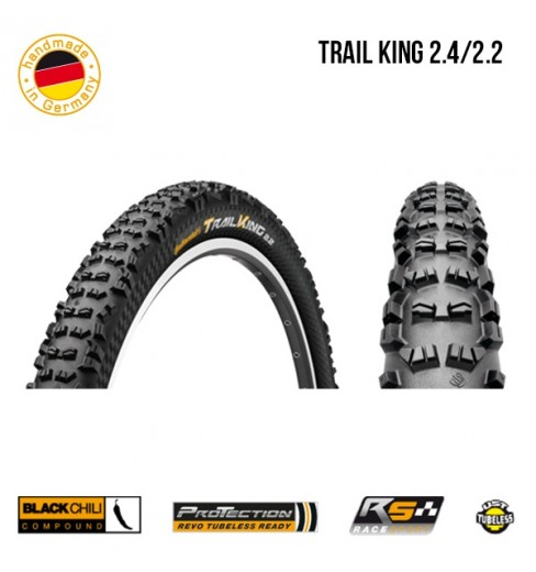 CONTINENTAL pneu VTT Trail King 26x2.4