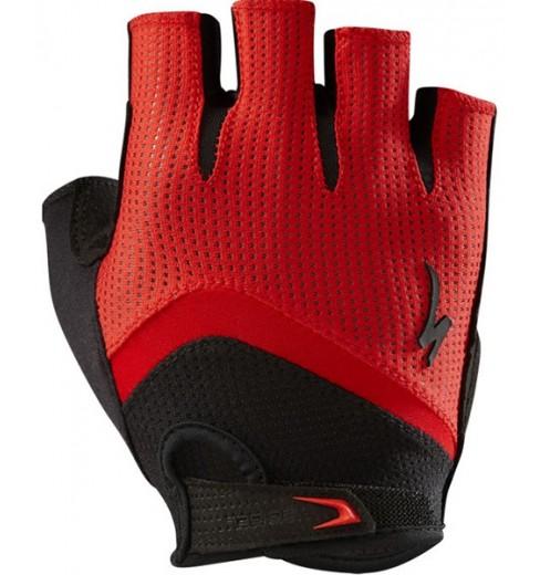 SPECIALIZED gants Body Geometry GEL rouge/noir 2017