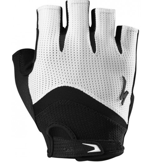 SPECIALIZED Body Geometry GEL white/black gloves 2017