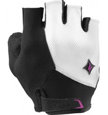 SPECIALIZED women's Sport white pink gloves 2016