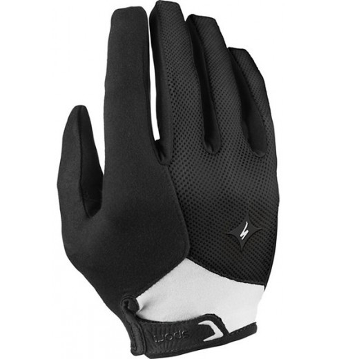 SPECIALIZED women's Sport Long Finger black gloves 2017