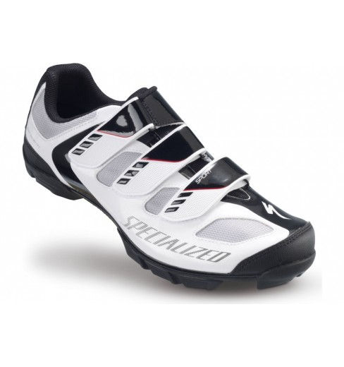 SPECIALIZED chaussures homme Sport MTB blanc/noir  2016