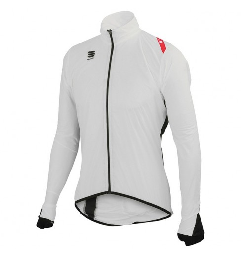 SPORTFUL veste coupe-vent HOT PACK 5 blanc noir