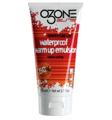 OZONE WATERPROOF WARM UP Emulsion avant effort