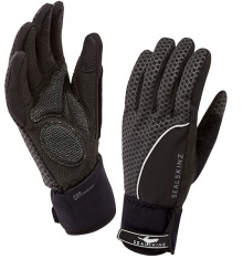 SEALSKINZ Performance Thermal Road Cycle gloves