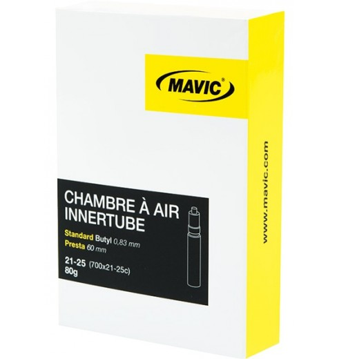 MAVIC Road Inner Tube 700x21/25 Presta 60 mm