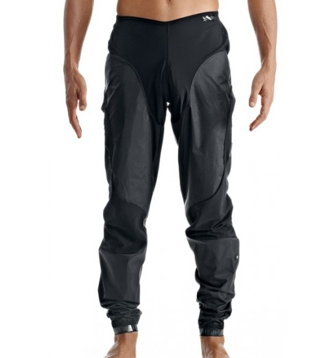 ASSOS HL SturmNuss rain shell long pants without seatpad