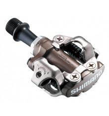 SHIMANO PD-M540 MTB bronze pedals