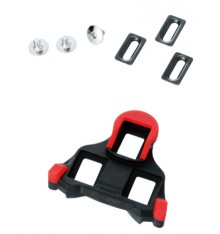 Shimano SPD SM-SH10 red cleat set