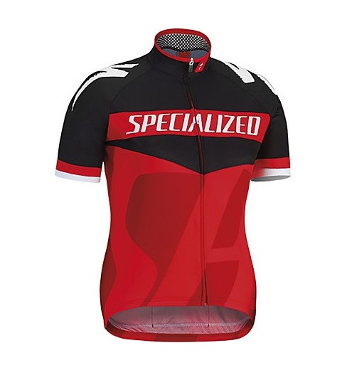 SPECIALIZED Pro Racing kid's red jersey 2014