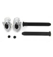 NORTHWAVE Step by Step silver black kit
