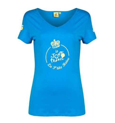TOUR DE FRANCE La Petite Reine women's blue jersey