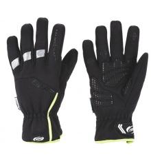 BBB gants hiver WeatherProof noir jaune fluo 2015