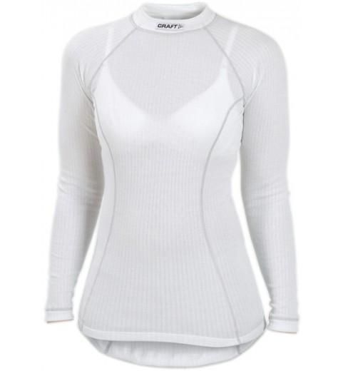 CRAFT BE ACTIVE Sous vêtement femme ML blanc