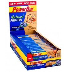 POWERBAR Natural Protein bars box (24x40gr)