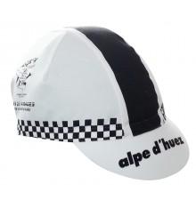 ALPE D'HUEZ checkerboard summer cap
