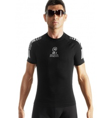 ASSOS SkinFoil Spring Fall Evo 7 short sleeves baselayer