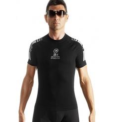 ASSOS sous-vêtement manches courtes SkinFoil Printemps Automne Evo 7