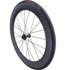 Roue pneu route Roval CLX 64 Disc System avant