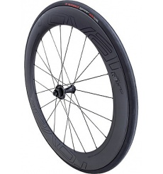 SPECIALIZED système roue pneu route Roval CLX 64 Disc System avant 2016