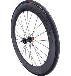 SPECIALIZED système roue pneu route Roval CLX 64 Disc SCS System arrière 2016