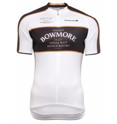Endura maillot manches courtes Bowmore Whisky blanc 2016