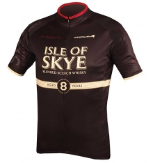 Endura maillot manches courtes Isle of Skye Whisky 2016