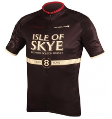 Endura Isle of Skye Whisky short sleeve jersey 2016
