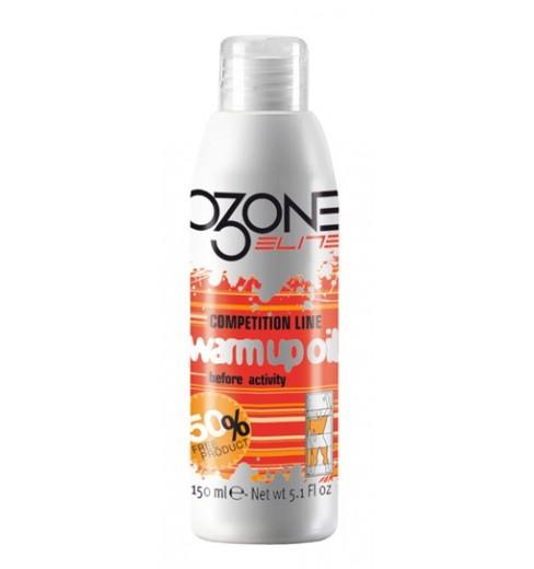 Huile d'échauffement OZONE ELITE avant effort (150ml)