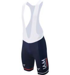 IAM CYCLING cuissard à bretelles Team Replica 2016
