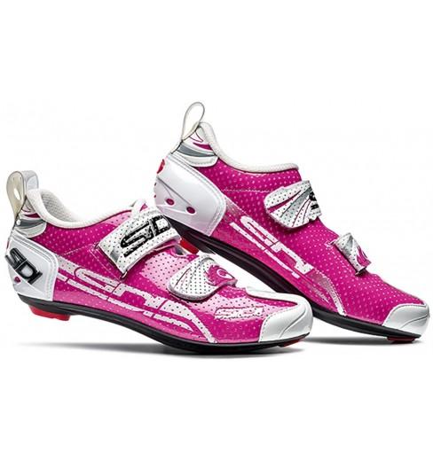 Chaussures triathlon femme SIDI T4 Air Carbone Composite