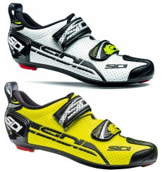 Chaussures vélo route triathlon SIDI T4 Air Carbon 2018