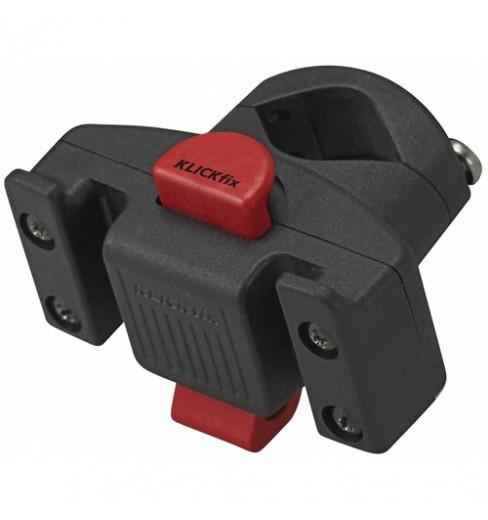 KLICKFIX Caddy handlebar adapter for vertical tubes