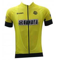 ONDA BIKE Laurent Jalabert mesh jersey 2016