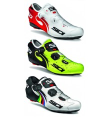 SIDI Wire Lycra overshoes
